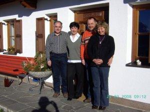 Wolfgang, Sigrid, Siegfried und Ina
