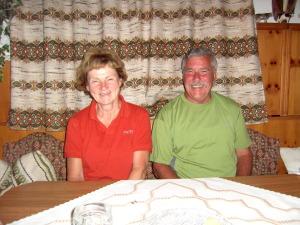 Karin und Eberhard